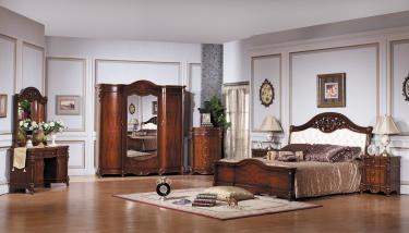 Спальня Бриджида