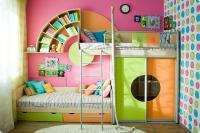 """Комплект детской мебели """"Выше радуги"""""""