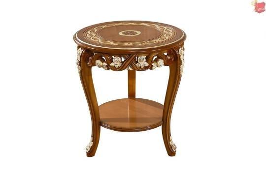 Стол кофейный Венеция (королевский орех)