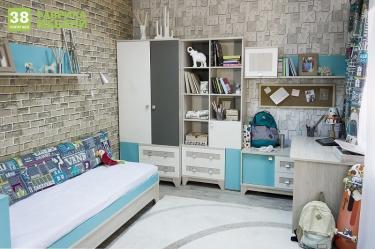"""Комплект детской мебели """"Индиго"""""""