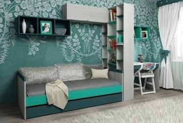"""Комплект детской мебели """"НьюТон"""""""