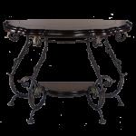 Консольный кованый стол Аделаида-2