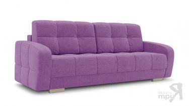 Диван «Аспен» Maserati 18 (велюр), фиолетовый