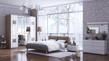 Кровать 1600 Модерн Флекс ЛД 600.020.000