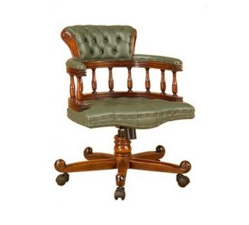 Кресло кожаное COR-M