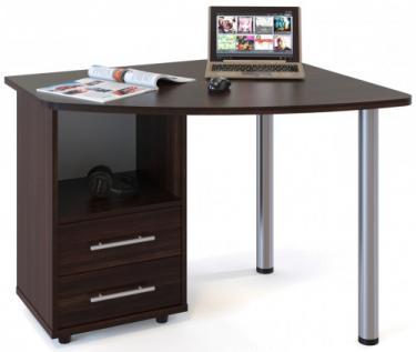 Компьютерный стол КСТ-102Л (Венге)