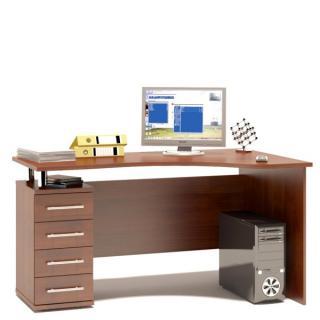 Компьютерный стол КСТ-104.1Л (Испанский орех)