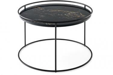 Журнальный стол ATOLLO 40 (черный)