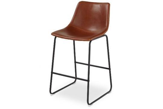 Барный стул VERMUT (коричневый)