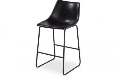 Барный стул VERMUT (черный)
