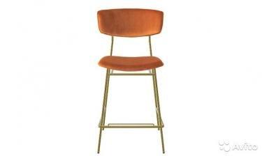 Барный стул FIFTIES (кирпичный)