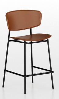 Барный стул FIFTIES (коньячный)