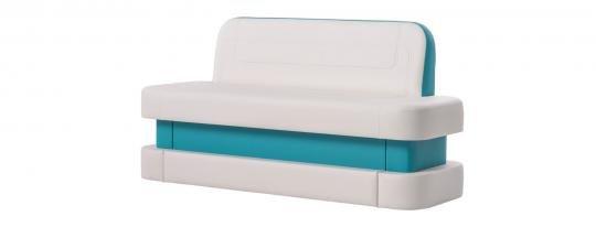 Кухонный диван Сидней с ящиком