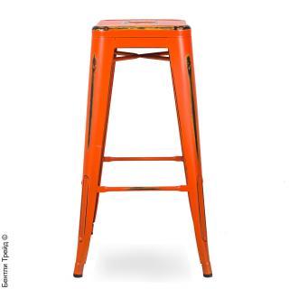 Стул Барный Васса N-36 Retro orange