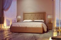 Кровать Fredo (Фредо) с подъемным механизмом