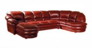 """Угловой диван """"Нодус"""" нераскладной"""