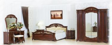 Спальня Афина с 4-х дверным шкафом