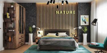 Nature Спальня
