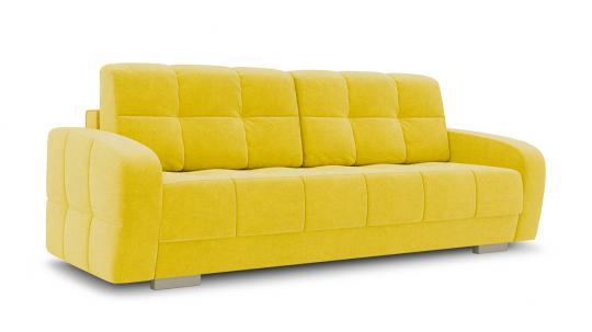 Диван «Аспен» Maserati 11 (велюр) желтый