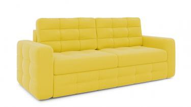 Диван «Райс» Maserati 11 (велюр) желтый