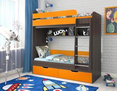 Кровать двухъярусная «Юниор 5»