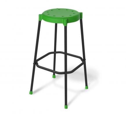 Стул барный SHT-S48 зеленый