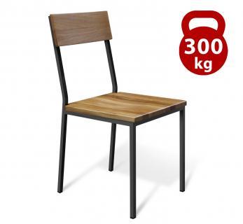 Деревянный стул SHT-S90