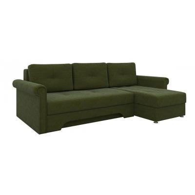 Угловой диван Гранд (Зеленый)
