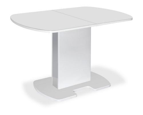 Стол FORMA White/White