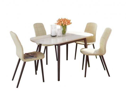 Обеденная группа для столовой и гостиной Акра Венге