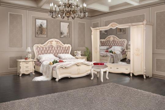 Спальная мебель «Дукале»